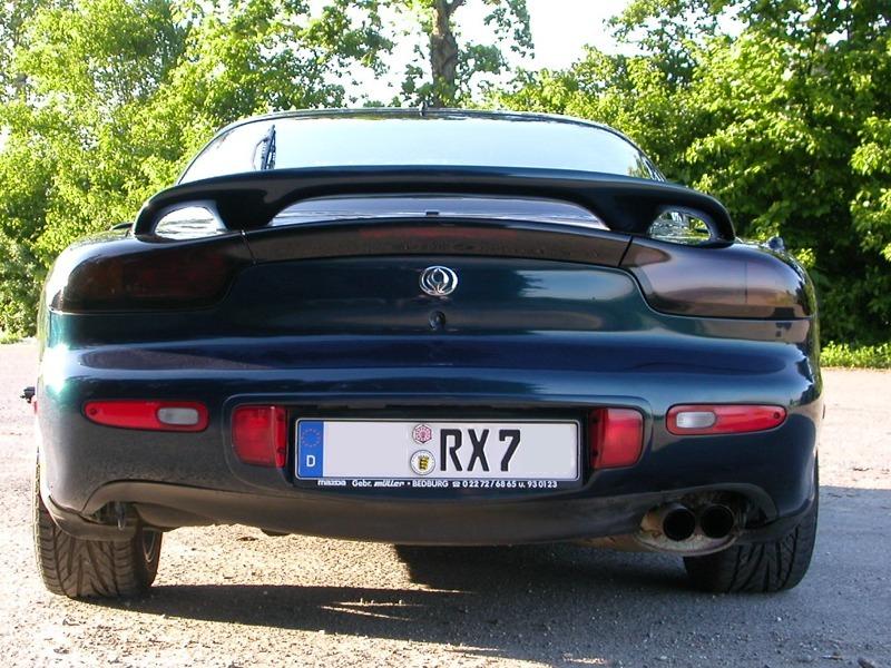 Photos meines RX7